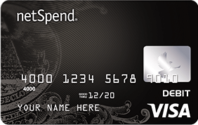 netspend card - Netspend Visa Prepaid Card